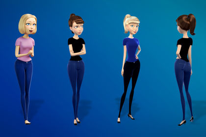 Anna character