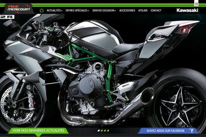 Folie mericourt concessionnaire moto kawasaki