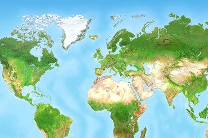 Cartographie en relief