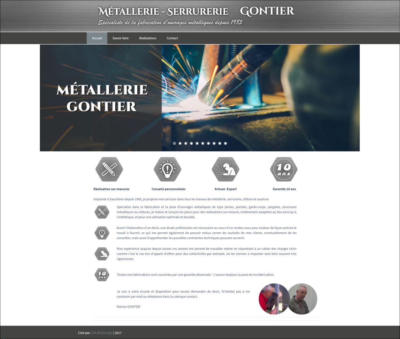 Métallerie Gontier