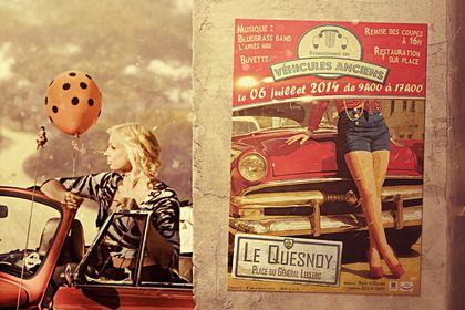 Salon des véhicules anciens