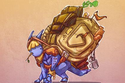 SnailBackPacker
