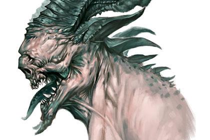 Illustration créature