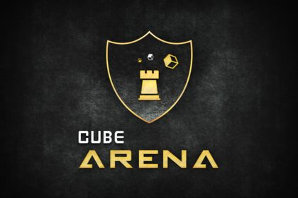 Cube Arena. Logo
