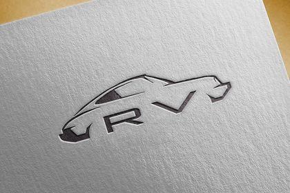 Logo. RV