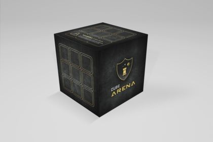Packaging 3D. Cube Arena #Games