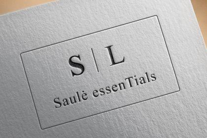 Saulė essenTials. Logo