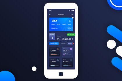 My Wallet. IOS App