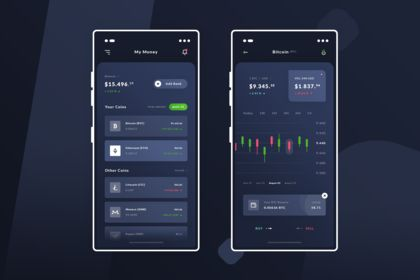 Finance - BTC #Exploration. Hybrid App