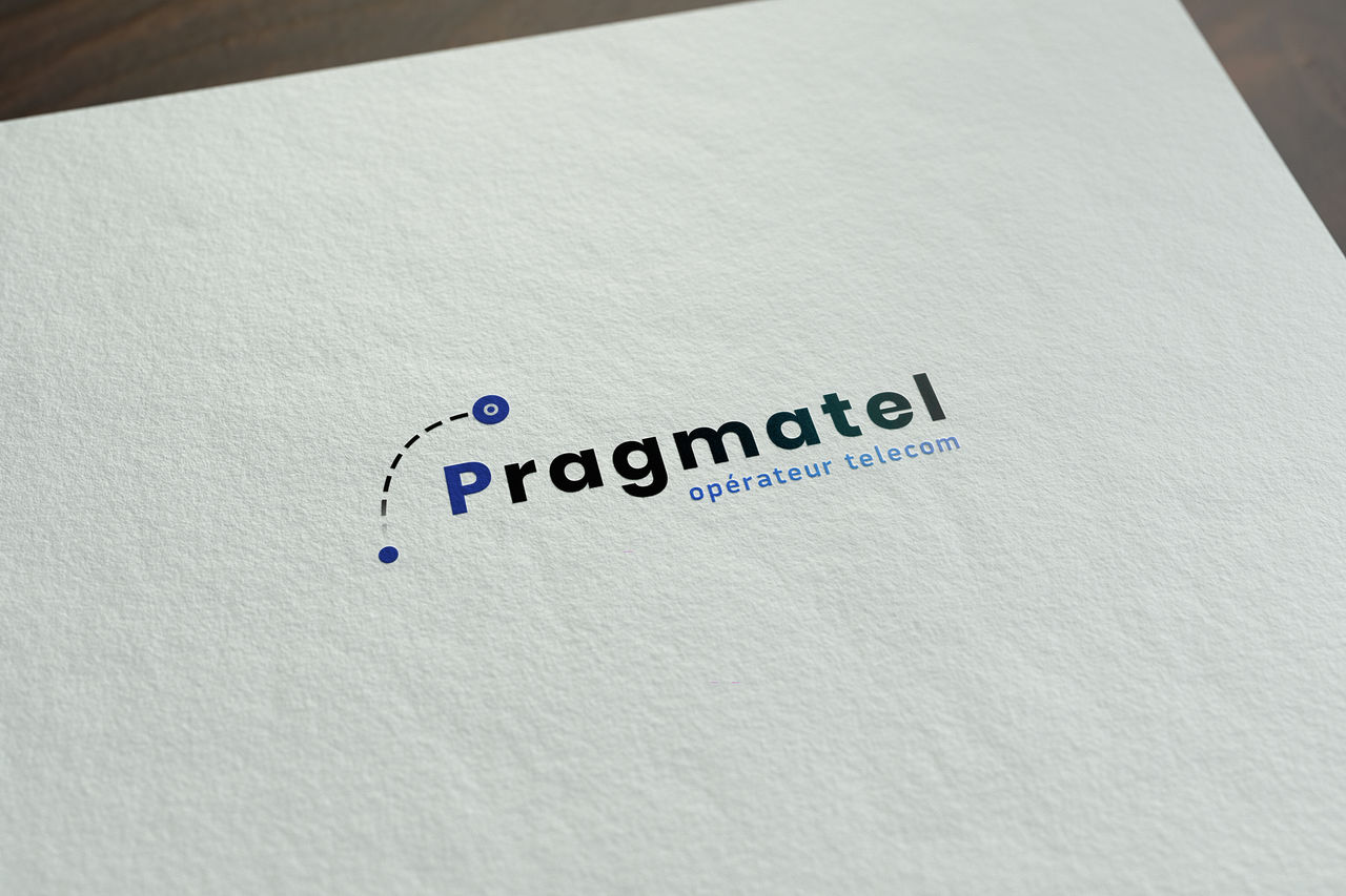 Pragmatel - Opérateur Telecom. Logo