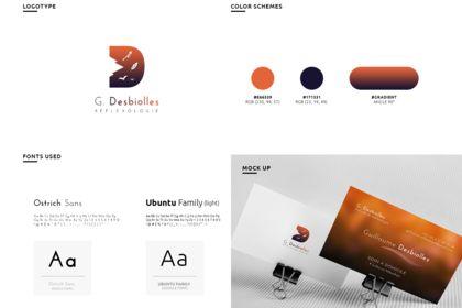 G. Desbiolles. Branding