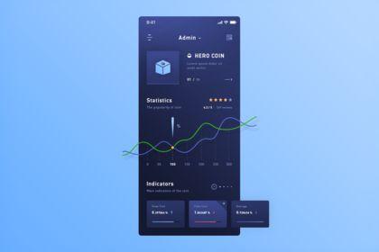 Hero Coin #Hybrid App