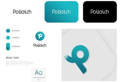 Potlatch. Charte Graphique