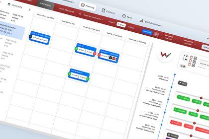 TruckAccess. Soft Web App