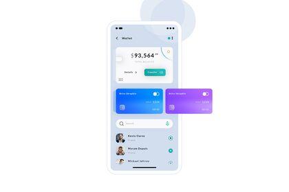 Wallet. Exploration App