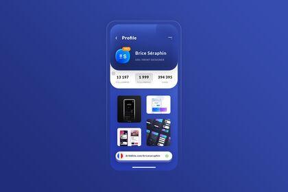 User Profile. App