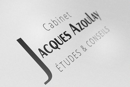 Logotype. Jacques Azoulay