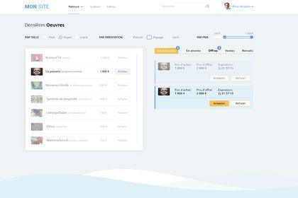 E-Commerce UI / UX