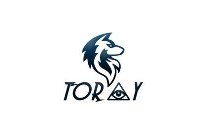 Toray. Logo Electro / Chill