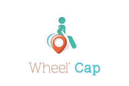 Wheel Cap. Logo