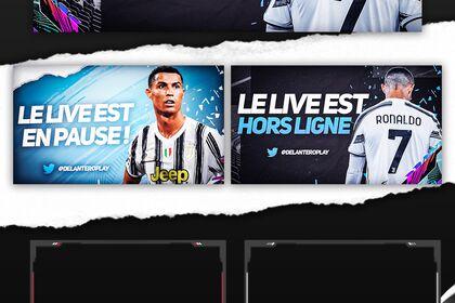 KIT STREAM FIFA21