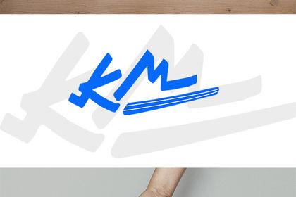 KM Mania - Création de logo