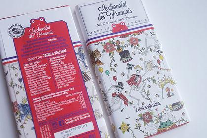 Zadig&Voltaire - Le Chocolat Français