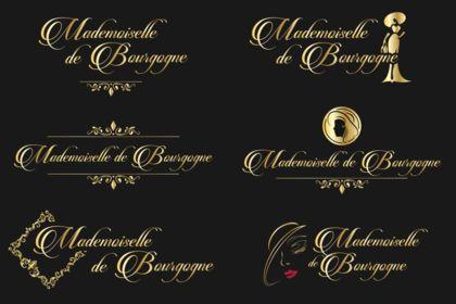 Propositions de logo pour une bijouterie de luxe