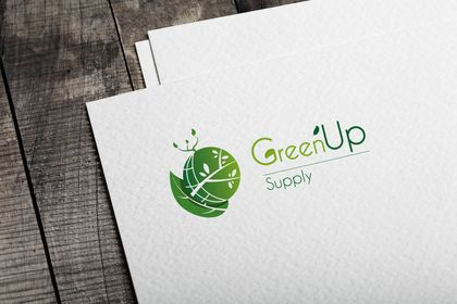 Logo société Green Up