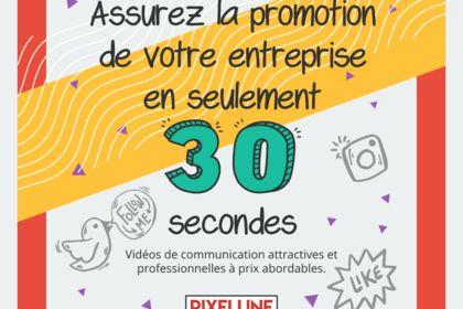 Promotion motion design