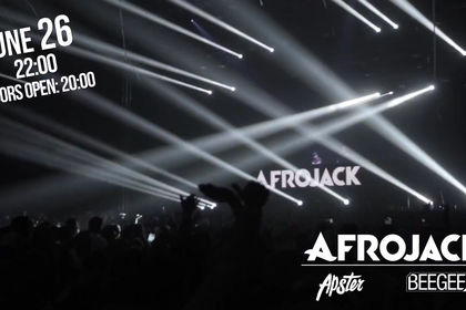 Afrojack Video Montage 1