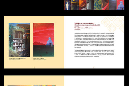 Catalogue d'exposition 32 pages