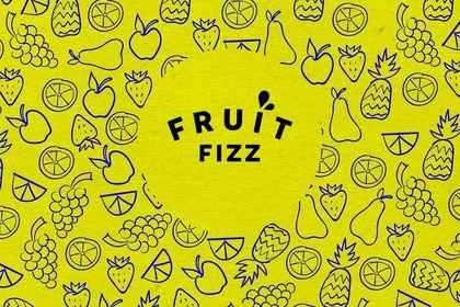 Logo : Fruit Fizz