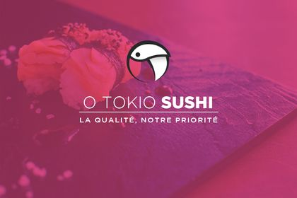 TOKIO SUSHI (logo)