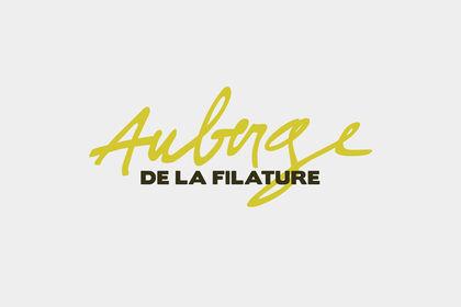 Auberge de la Filature / Logo