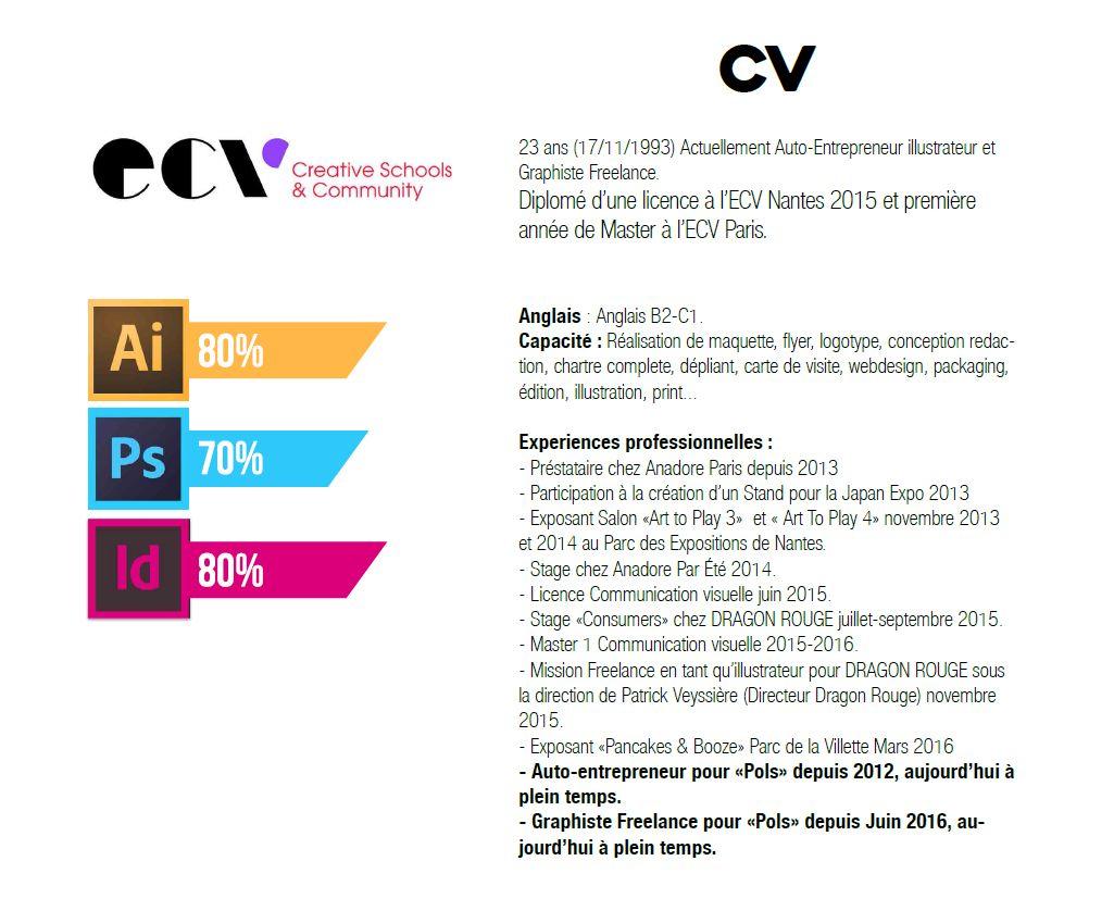 Mon CV
