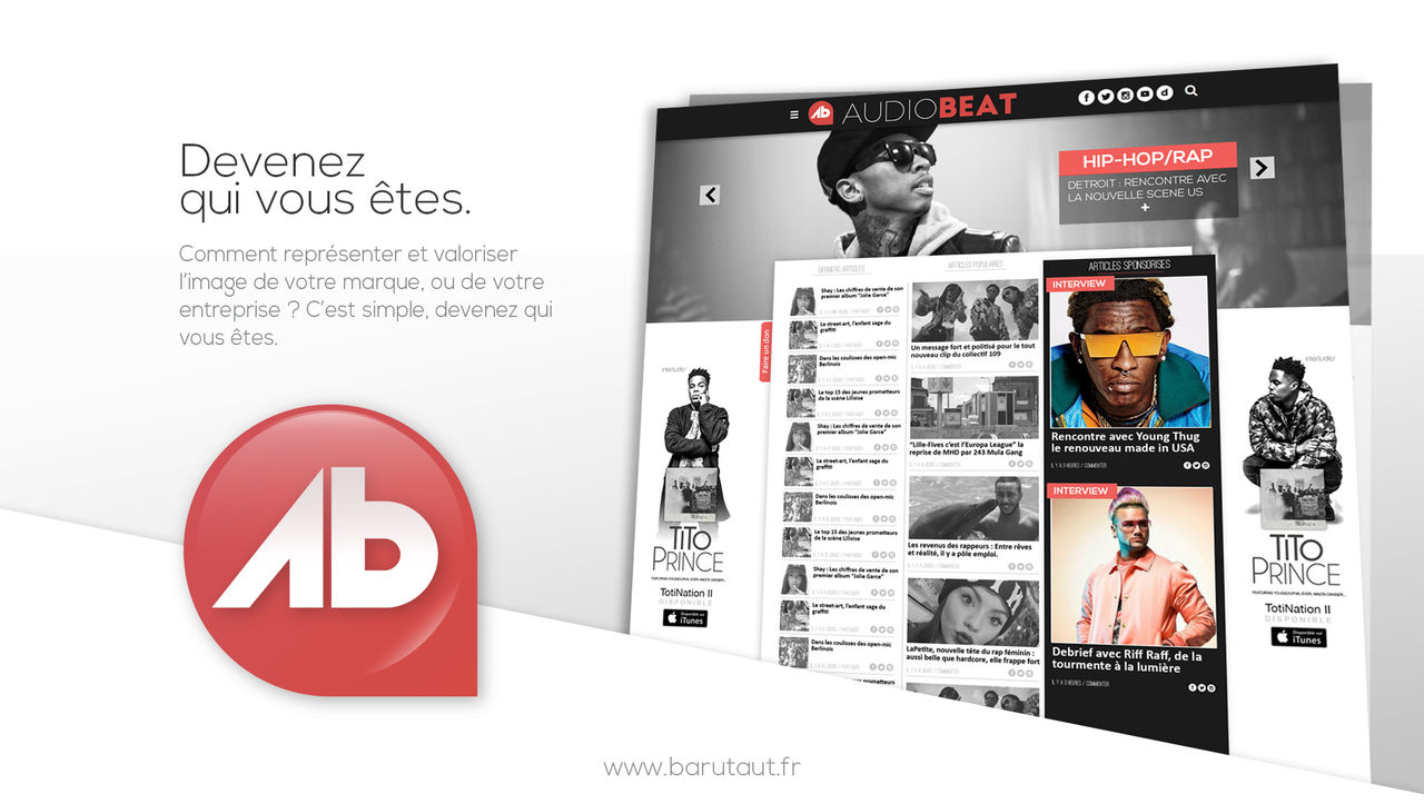 Web Design - Identité Visuelle