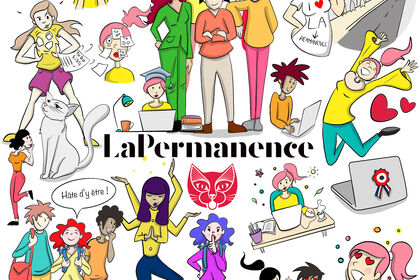 Illustration pour La Permanence