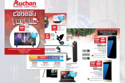 Catalogue pour Auchan