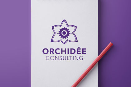 Orchidée Consulting logo