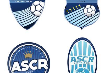 Emblème club de foot Choisy-le-Roi