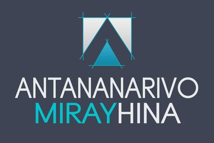 Logo Antananarivo Miray Hina
