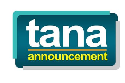 Logo Tana Announcement