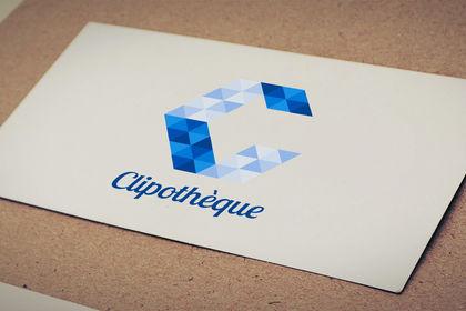 Logotype pour le blog Clipothèque