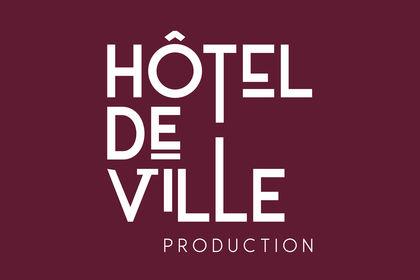 Logo Hotel de Ville
