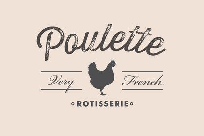 Poulette logo