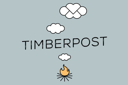 Timberpost logo
