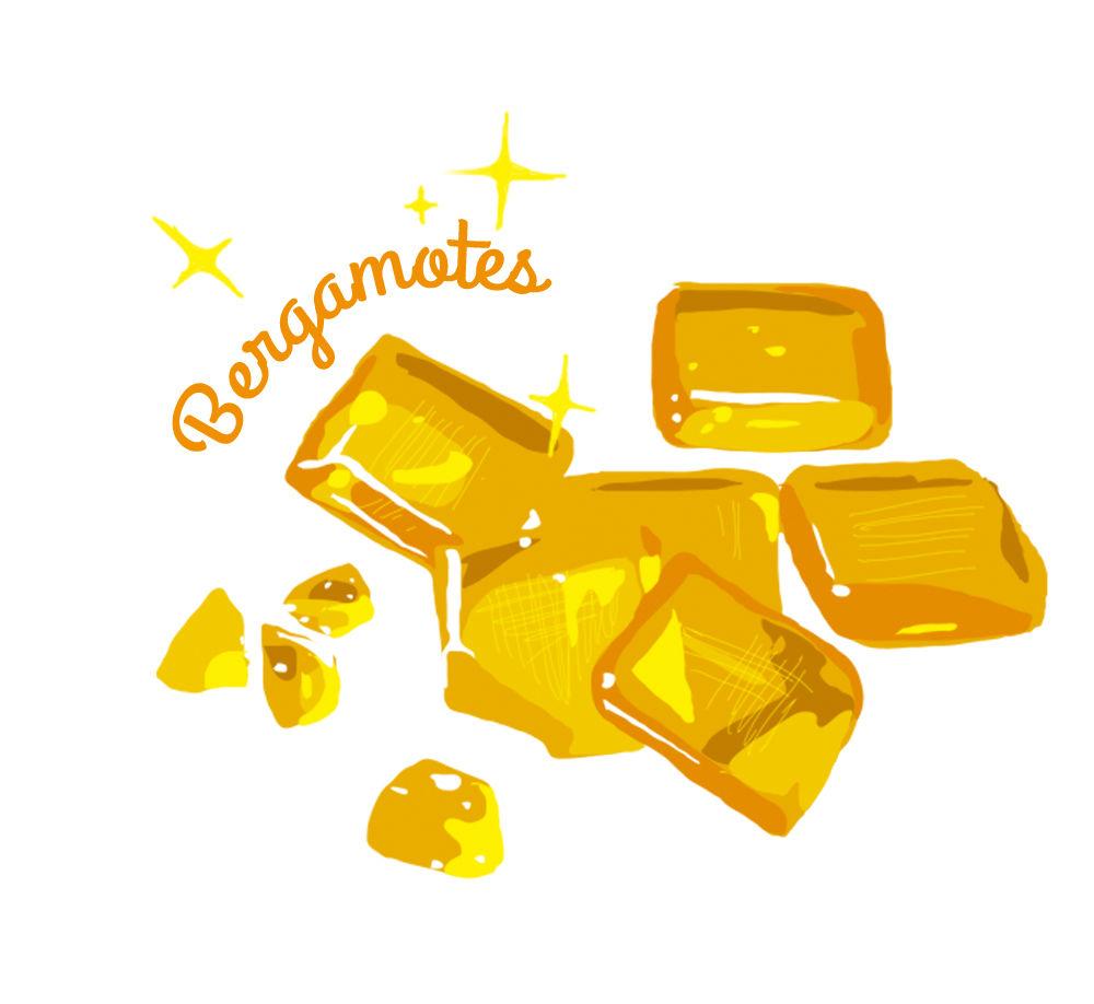 Bergamotes