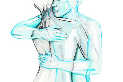 Crystal hug