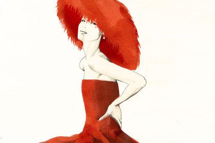 Bella Hadid x Givenchy